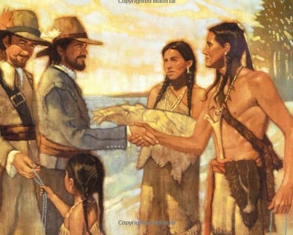 Met with Pilgrims