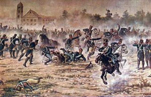 Batalla de San Lorenzo