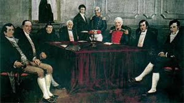 Primera Junta de Gobierno