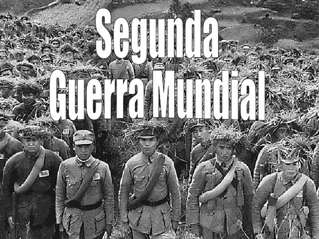 Segunda Guerra Munial