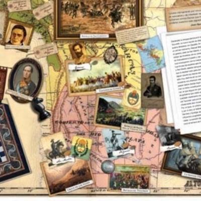 Historia Argentina (1810-1820) timeline