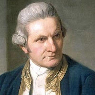 Timeline of Captain James Cook