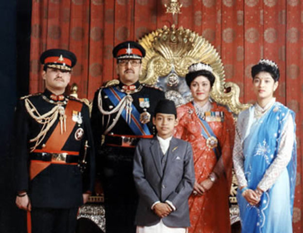 Nepalese Royal Massacare