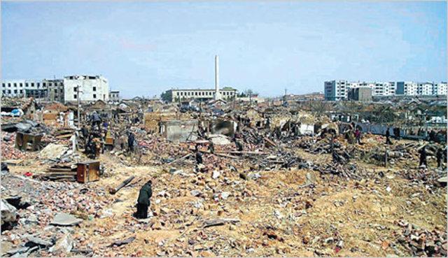 Ryongchon disaster