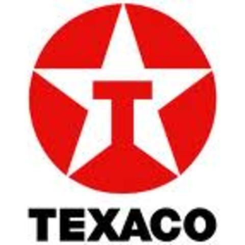 Texaco inició explotación petrolera