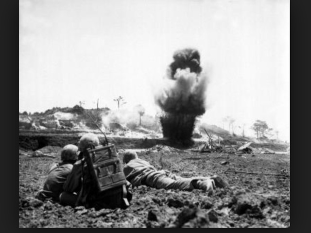 an analysis of the battle of okinawa between japanese and american armies Today marks the 70th anniversary of the beginning of the battle of okinawa, a prolonged and bloody encounter at the end of world war ii as military history, the battle is often told in numbers.