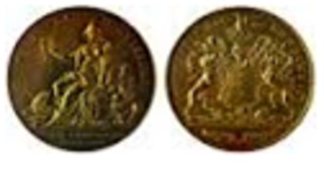 Medalla de oro de la Royal Society de Londres