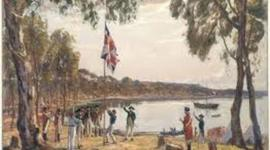 The Colonisation of Australia timeline