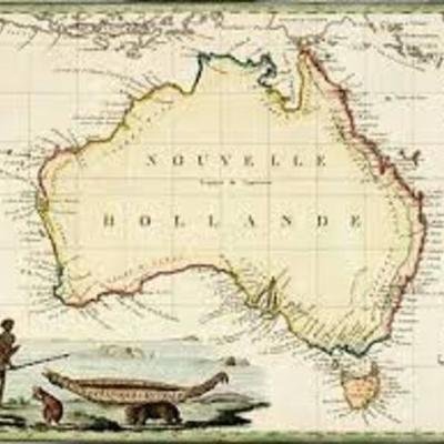 Australian Colonisation timeline
