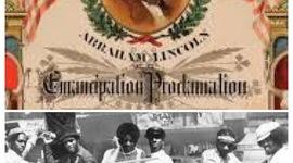 US2 Emmancipation Proclamation to Grand Master Flash timeline