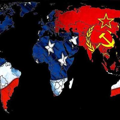 World history cold war timeline
