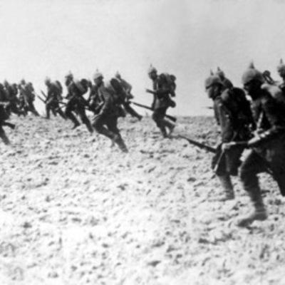 World War One timeline