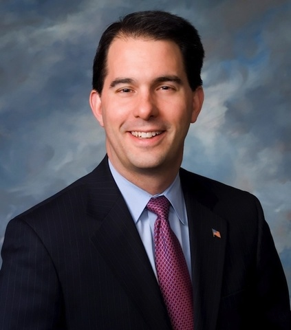 Scott Walker is Elected the 45th President