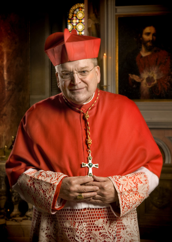 Cardinal Raymond Leo Burke is Elected Pope