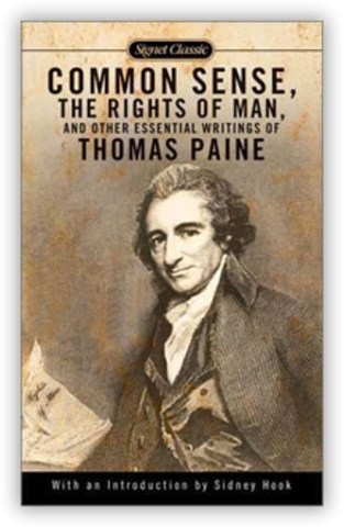 an introduction to the life and common sense by thomas paine A summary of themes in thomas paine's common sense learn exactly what happened in this chapter, scene, or section of common sense and what it means perfect for acing essays new taxes will be levied and parliament will interfere with colonial life paine attempts to demonstrate this in two.