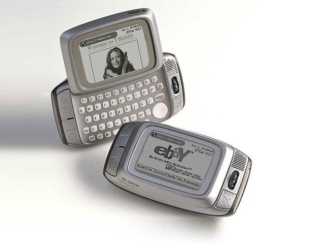 Noveno celular de la historia T-MOBILE Sidekick