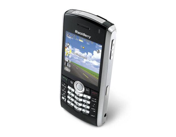 Treceavo celular de la historia Blackberry Pearl
