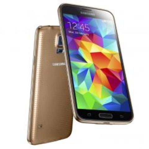 Veinteavo celular de la historia Samsung Galaxy S5