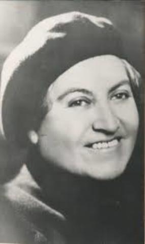 Lucia de María del Perpetuo Socorro Godoy Alcayaga
