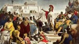 Democracy in Ancient Greece timeline