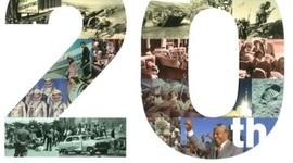 Twentieth Century History timeline