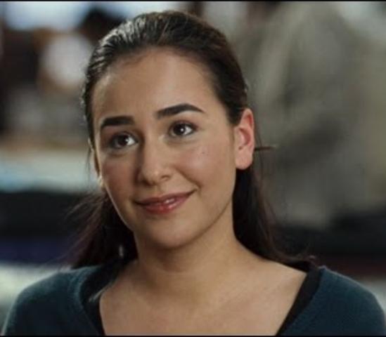Amir meets Soraya.