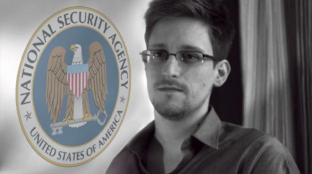 Edward Snowden Leaks U.S. Secrets