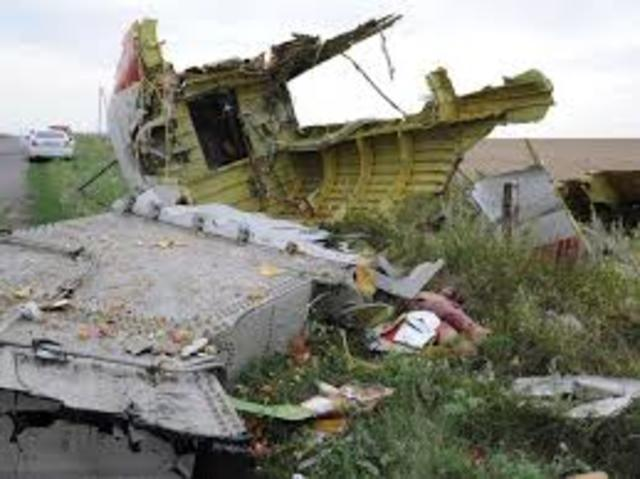MH17 is Shot Down
