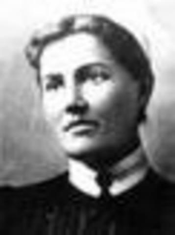 Isabel Hampton Robb