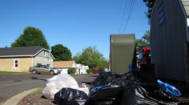 History: The Perkasie Borough Trash/Recycling System timeline