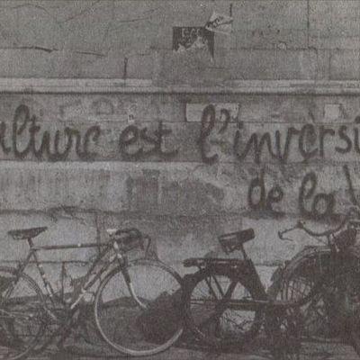 Maig Francès de 1968 timeline