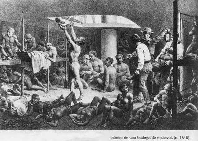 Permitieron la entrada de esclavos de nuevo