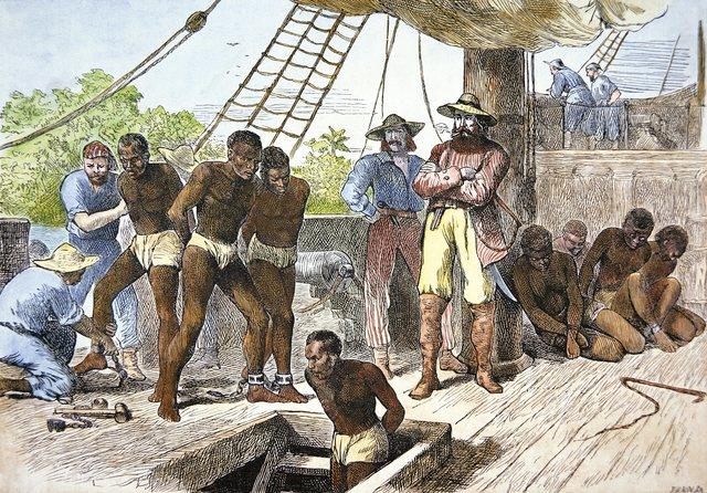 Prohibición de tráfico negrero