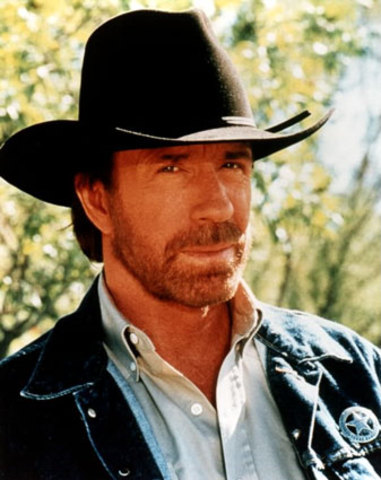 Birth of Chuck Norris