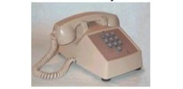 Primer teléfono de tonos