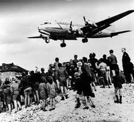 Early Post-War Years: The Berlin Blockade