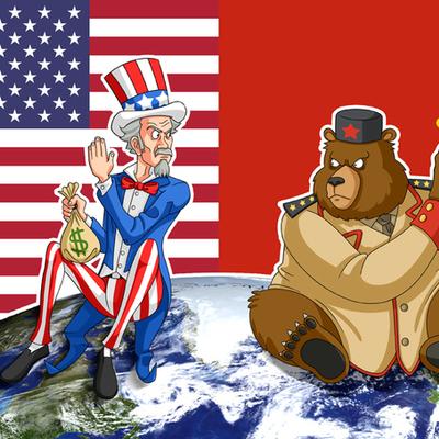The Cold War: 15 Major Events timeline