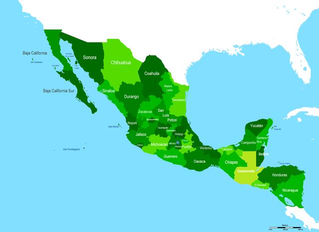 ANEXION A MEXICO