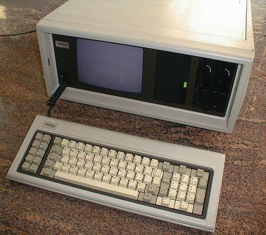 Compaq Portable IBM