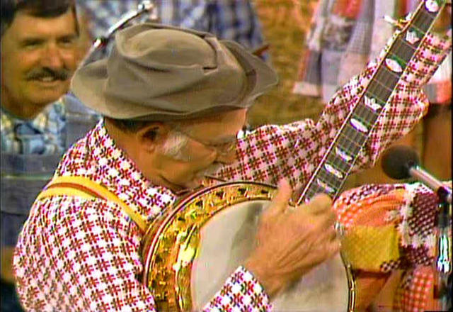 Grandpa Jones Born