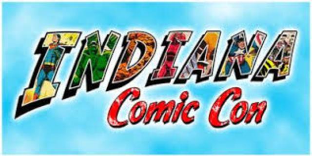 Indianapolis Comic Con was fun