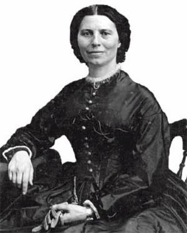 Clara Harlowe Barton