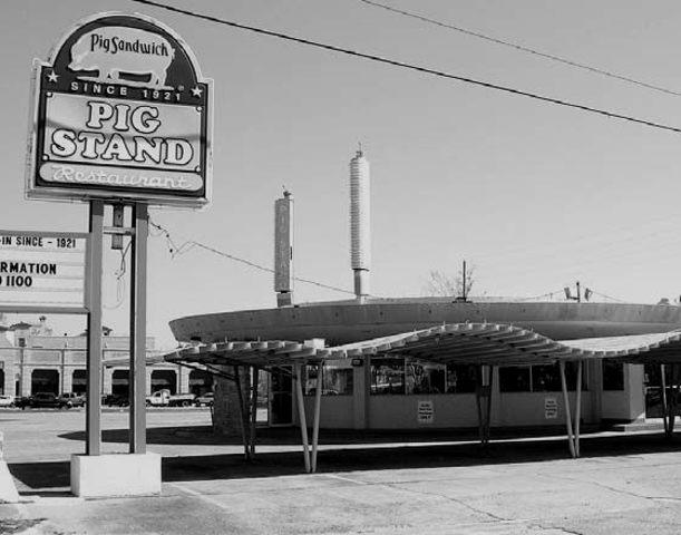 Pig Stand Restaurant Beaumont Tx