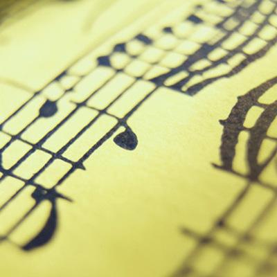 La música en la història... timeline