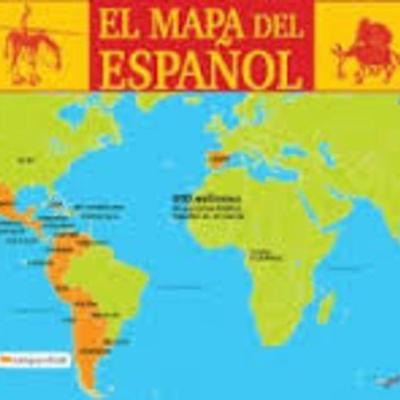 Evolución de la Lengua Española timeline