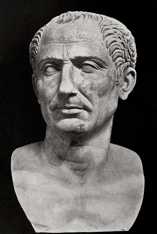 Was Julius Caesar a tyrant or a good leader?