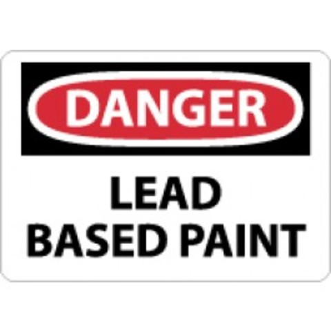 Major conservation laws in the united states timeline for Lead based paint inspection