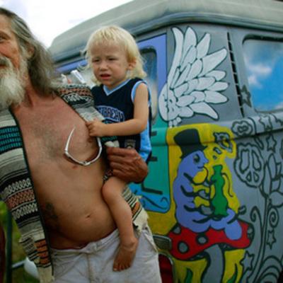 Festival de Woodstock timeline