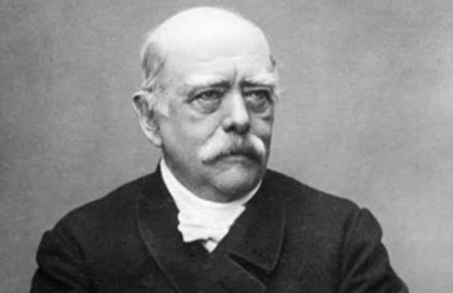 Siglo XIX OttoVon Bismarck