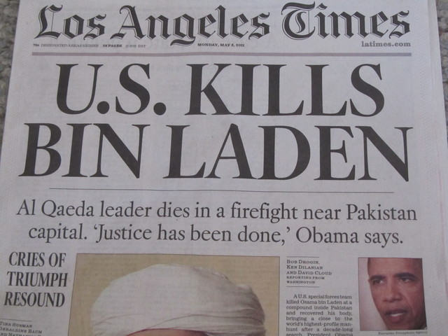 Bin Laden Executed